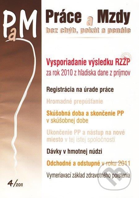 Peticenemocnicesusice.cz Práce a Mzdy 4/2011 Image