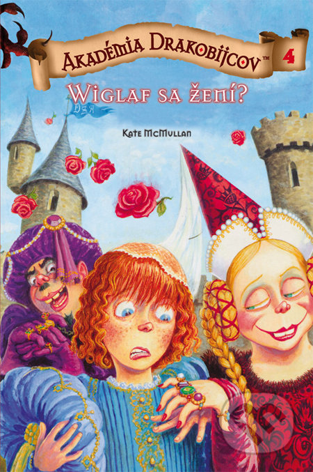 Fatimma.cz Akadémia drakobijcov 4 - Wiglaf sa žení? Image