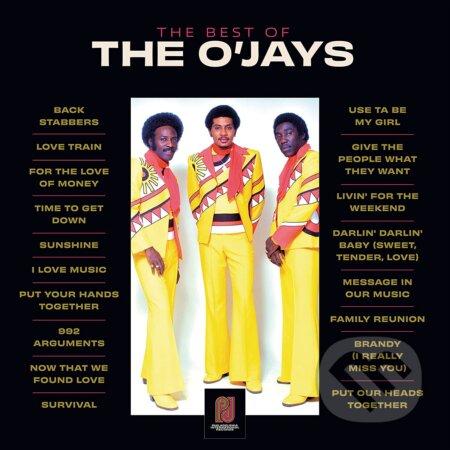 O'Jays: Best Of The O'Jays LP - O'Jays