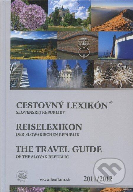 Interdrought2020.com Cestovný lexikón Slovenskej republiky 2011/2012 Image