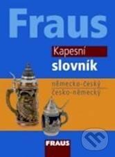 Kapesní slovník německo-český / česko-německý -