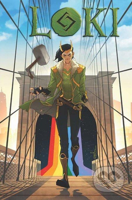 Loki - Oscar Bazaldua