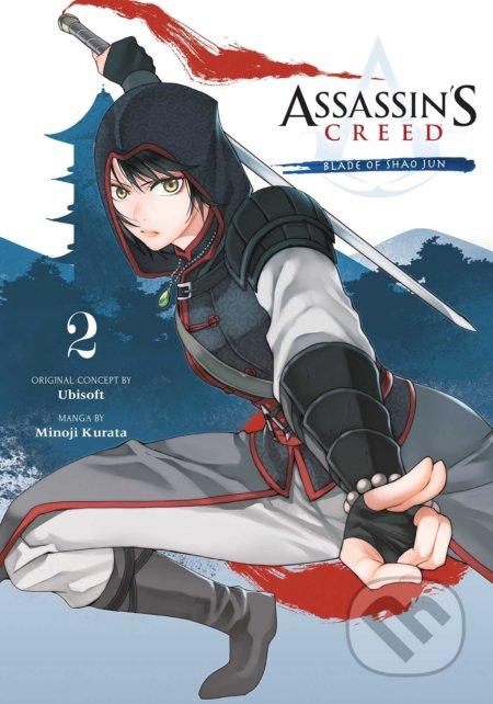 Assassin's Creed: Blade of Shao Jun 2 - Minoji Kurata