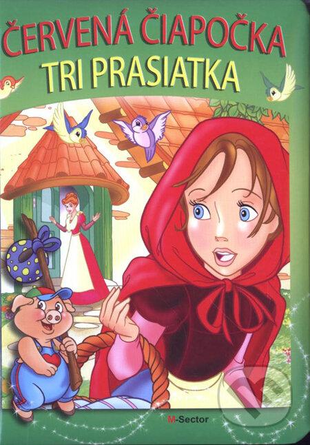 Interdrought2020.com Červená čiapočka, Tri prasiatka Image