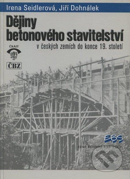 Interdrought2020.com Dějiny betonového stavitelství v českých zemích do konce 19. století Image