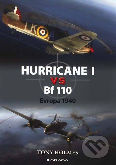 Fatimma.cz Hurricane I vs Bf 110 Image