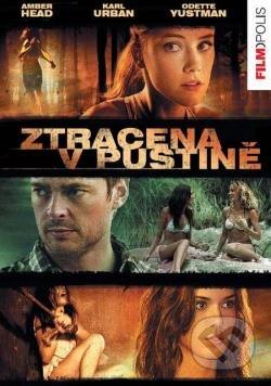 Ztracena v pustině DVD