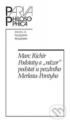 """Fatimma.cz Podstaty a """"názor"""" podstat u pozdního Merleau-Pontyho Image"""