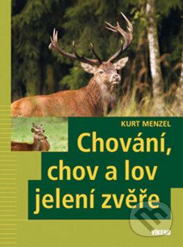 Fatimma.cz Chování, chov a lov jelení zvěře Image