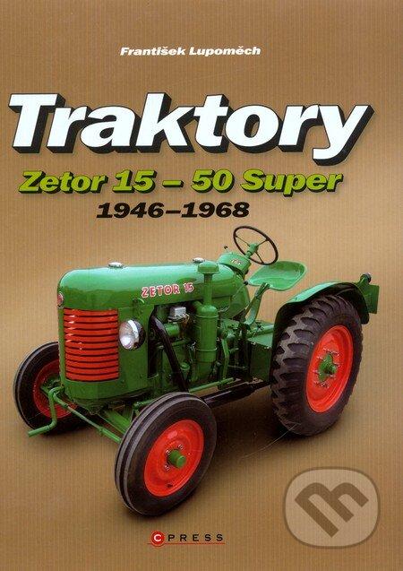 Bthestar.it Traktory Zetor 15 - Zetor 50 Super Image
