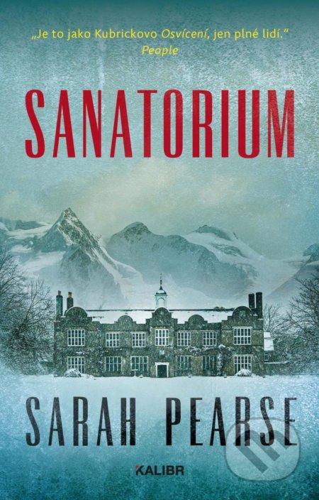 Sanatorium - Sarah Pearse