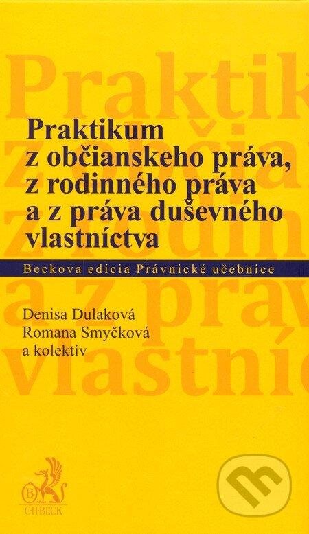 Fatimma.cz Praktikum z občianského práva, z rodinného práva a z práva duševného vlastníctva Image