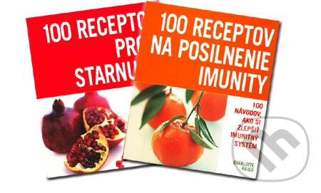 Newdawn.it 100 receptov proti starnutiu + 100 receptov na posilnenie imunity Image