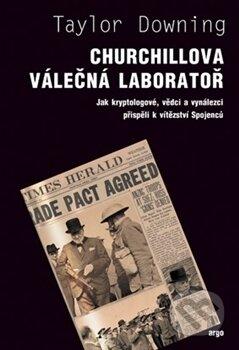 Interdrought2020.com Churchillova válečná laboratoř Image
