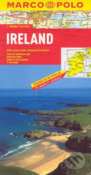 Írsko, Severné Írsko - MAIRDUMONT