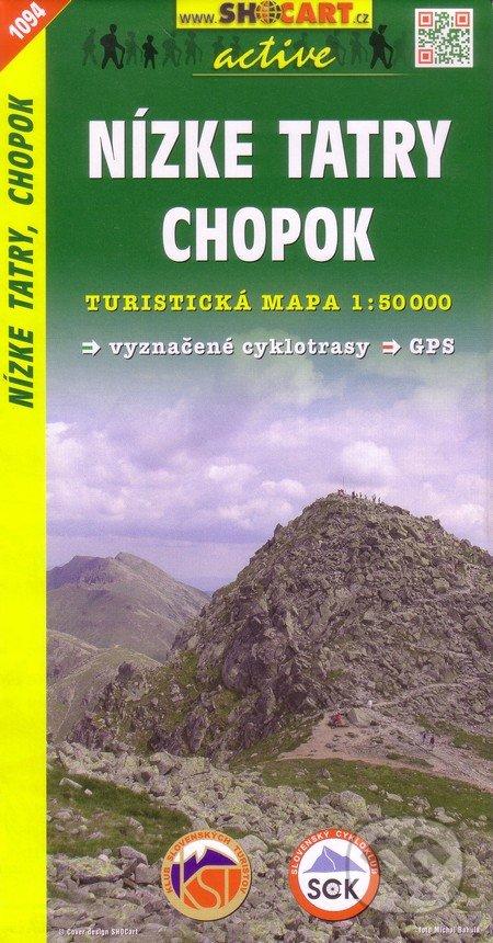Excelsiorportofino.it Nízke Tatry, Chopok 1:50 000 Image