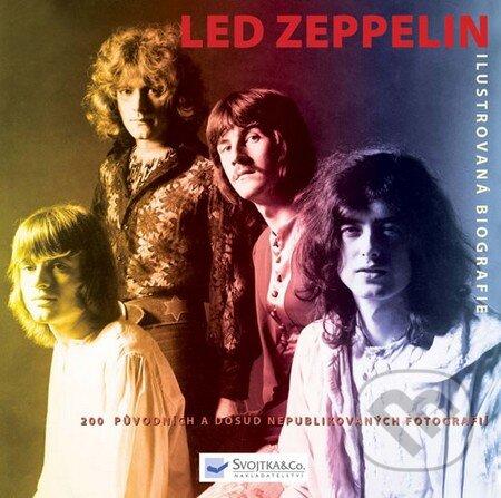 Venirsincontro.it Led Zeppelin – Ilustrovaná biografie Image