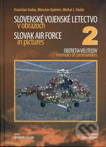 Fatimma.cz Slovenské vojenské letectvo v obrazoch 2 (Slovak air force in pictures 2) Image