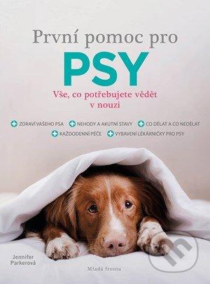 První pomoc pro psy - Jennifer Parker