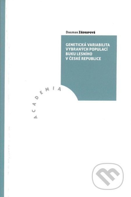 Genetická variabilita vybraných populací buku lesního v České republice - Dagmar Zádrapová