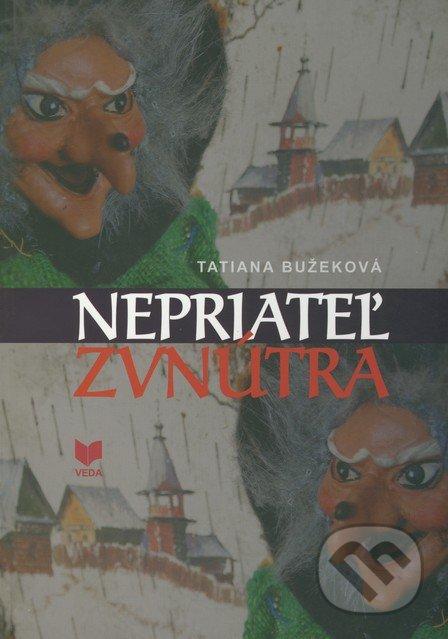 Fatimma.cz Nepriateľ zvnútra Image