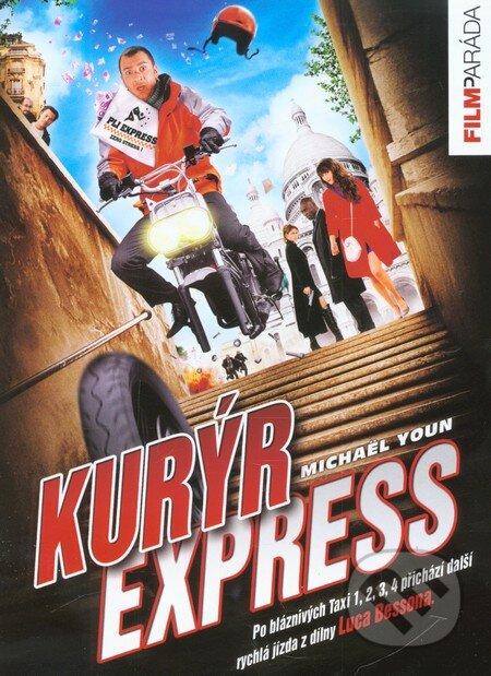 Kurýr - Express DVD