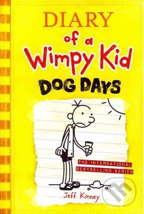 Diary of a Wimpy Kid: Dog Diaries - Jeff Kinney