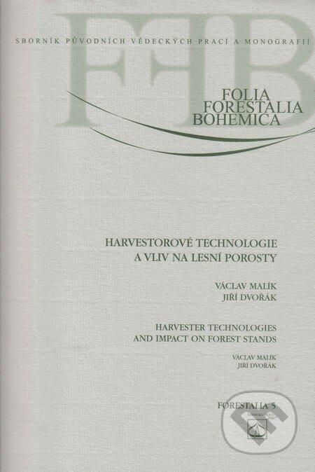 Fatimma.cz Harvestorové technologie a vliv na lesní porosty Image