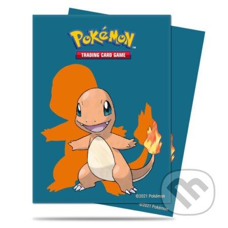 Pokémon Deck Protector obaly na karty 65 ks - Charmander - ADC BF