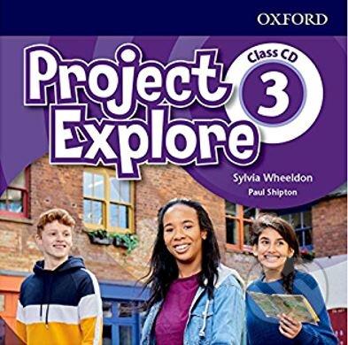 Project Explore 3: Class Audio CDs - Sylvia Wheeldon