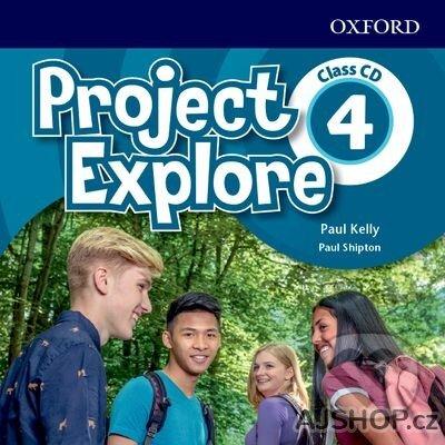 Project Explore 4: Class Audio CDs - Paul Kelly, Paul Shipton