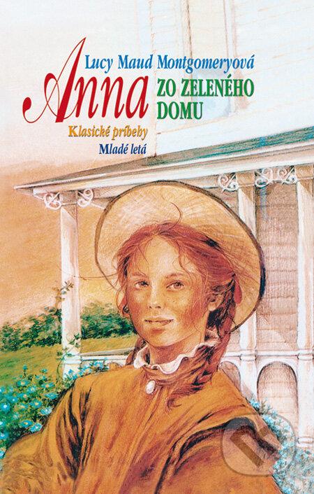 c51a8008f Kniha: Anna zo Zeleného domu (Lucy Maud Montgomery) | Martinus