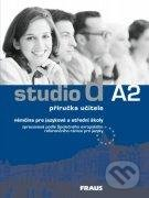 Interdrought2020.com Studio d A2: Lehrerhandbuch Image