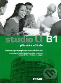 Studio d B1 - Příručka učitele - Fraus