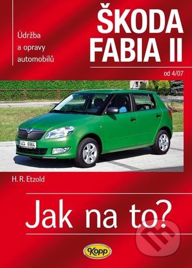 Škoda Fabia II - Hans-Rüdiger Etzold