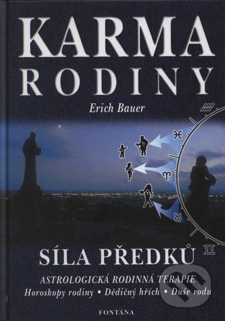 Karma rodiny - Erich Bauer