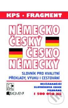 Německo-český a česko-německý slovník -