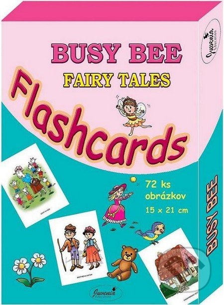 Busy Bee: Fairy Tales (Flashcards) -
