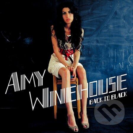 Amy Winehouse: Back To Black - Amy Winehouse