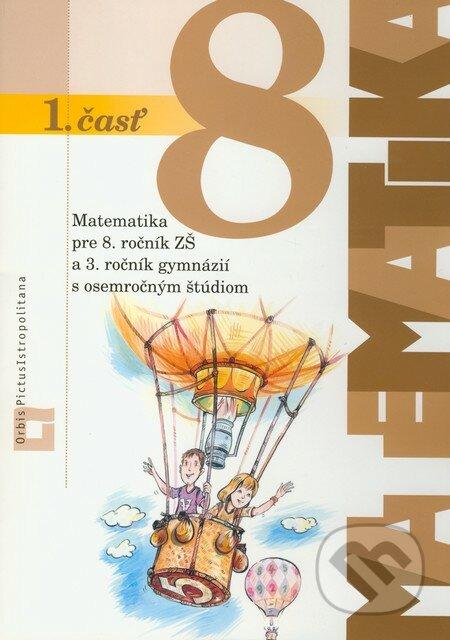 Bthestar.it Matematika pre 8. ročník ZŠ a 3. ročník gymnázií s osemročným štúdiom Image