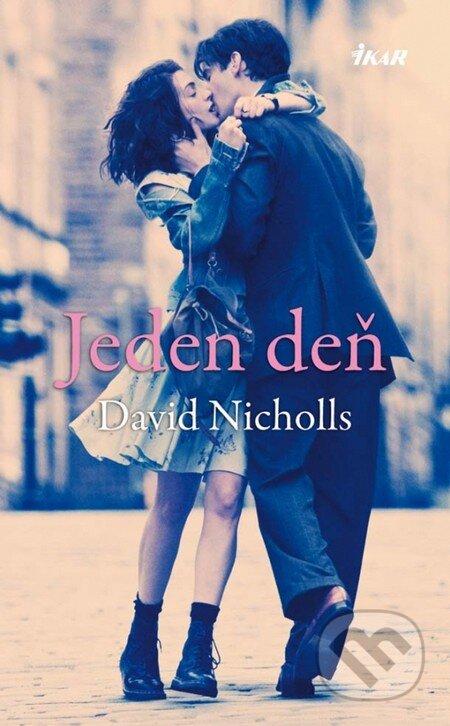 Kniha Jeden den (David Nicholls)