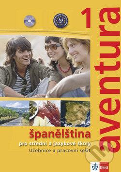 Aventura 1 - Španělština pro střední a jazykové školy (Učebnice a pracovní sešit) - Klett