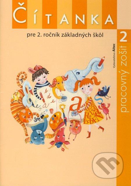 Interdrought2020.com Čítanka pre 2. ročník základných škôl (Pracovný zošit) Image