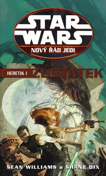Fatimma.cz Star Wars: Nový řád Jedi - Heretik I Image
