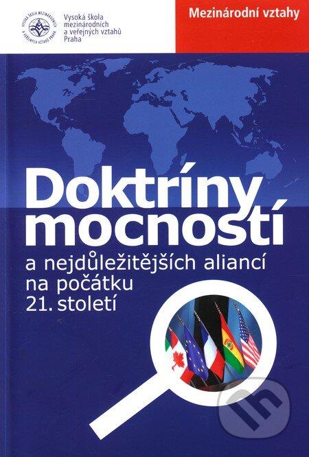 Fatimma.cz Doktríny mocností a nejdůležitějších aliancí na počátku 21. století Image