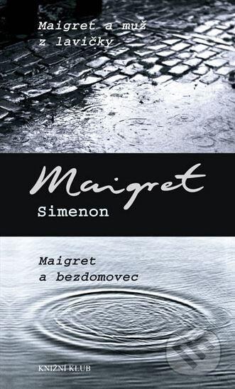 Interdrought2020.com Maigret a muž z lavičky / Maigret a bezdomovec Image