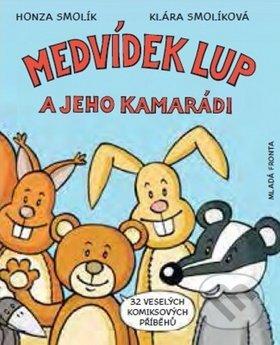 Medvídek Lup a jeho kamarádi - Mladá fronta