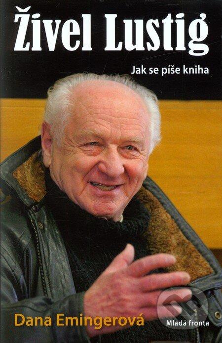 Živel Lustig - Dana Emingerová