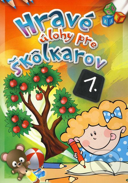 Interdrought2020.com Hravé úlohy pre škôlkarov 1. Image