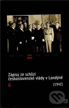 Peticenemocnicesusice.cz Zápisy ze schůzí československé vlády v Londýně II. Image